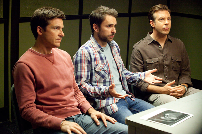 The cast of Horrible Bosses