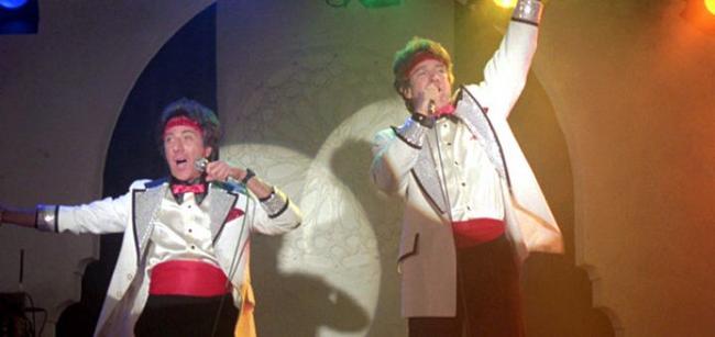 Dustin Hoffman & Warren Beatty in Ishtar