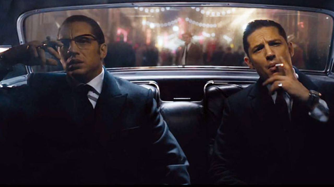 Tom Hardy (& Tom Hardy) in Legend
