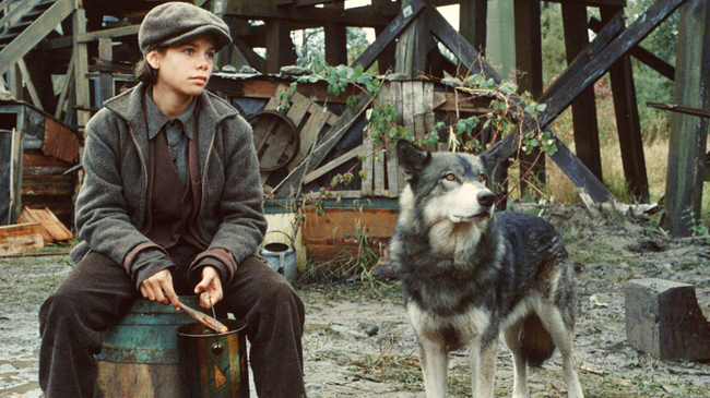 Meredith Salenger in The Journey of Natty Gann
