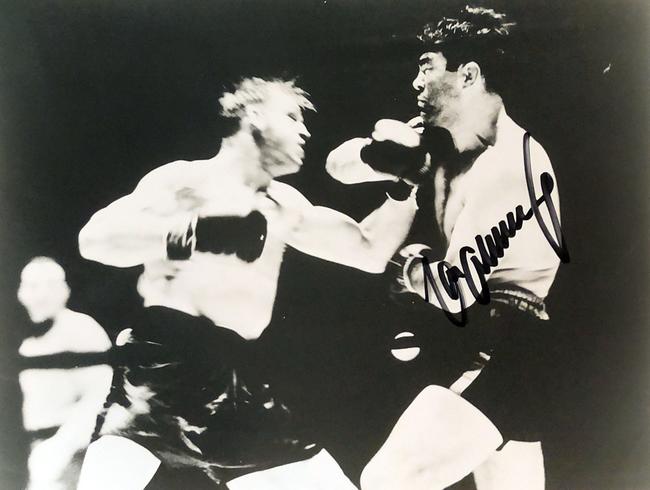Autograph Max Schmeling Autogramm