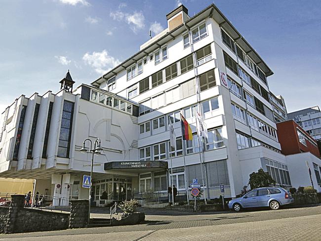 Krankenhaus Maria Hilf, Daun