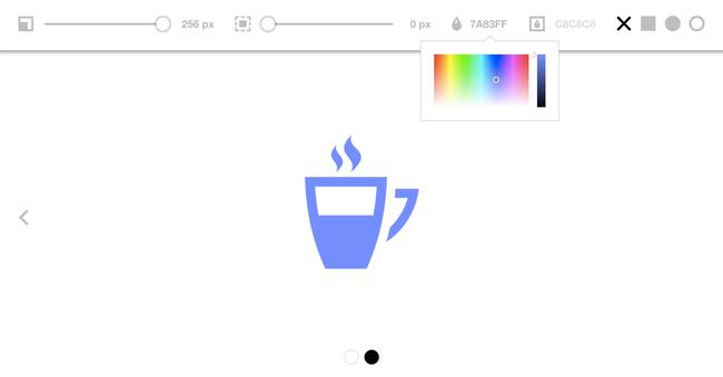 Iconmonstr tiene cerca de 3000 iconos para usar en tu página.
