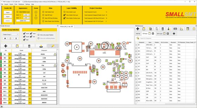 PNP Job creation software