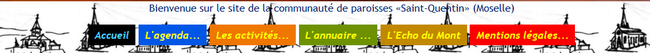Communauté de paroisses du saint Quentin