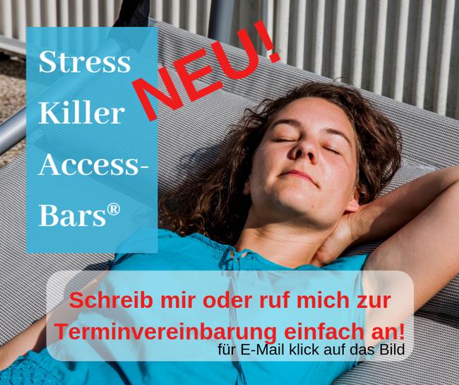 Access Bars in der Praxis Entspannung in Schaanwald / Liechtenstein