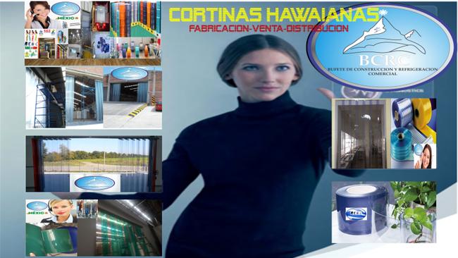 CORTINAS HAWAIANAS PVC DE IMPORTACION EN IRAPUATO GTO