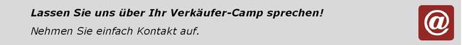 Details klären und feststellen ob das Verkäufer-Camp das Richtige ist. Klicken Sie JETZT!