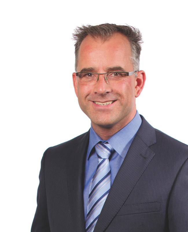 Geschäftsführer Ronald Bankowsky
