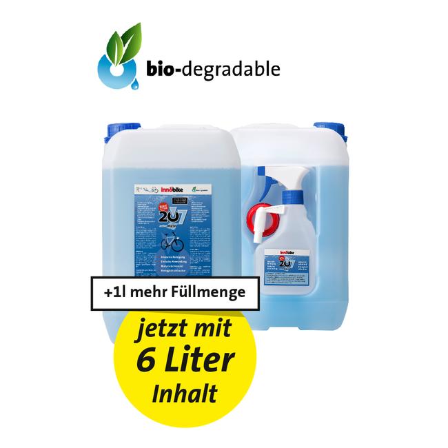 5 Liter Kanister 207 Bike Cleaner active WASH bekommt eine andere Füllmenge