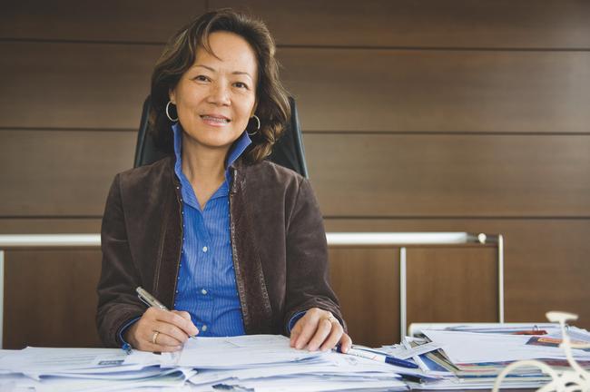 Carol Urkauf-Chen übernahm vor 20 Jahren das Ruder des schlingernden Unternehmens. Heute steht KTM besser da als je zuvor.