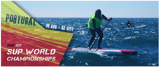 icf sup world championships