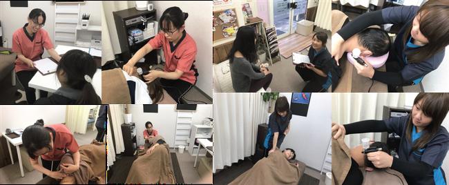 松山市の肩こり整体、多くの女性に支持されています。