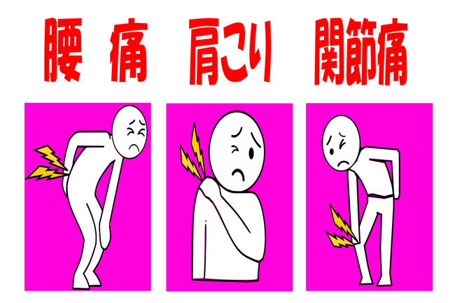 三太郎(腰痛、肩こり、膝痛)
