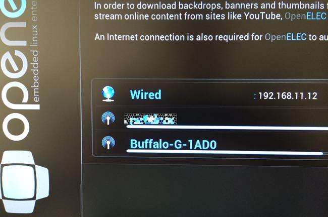 WiFiにもちゃんと対応している。何のトラブルもなくスムーズに設定するだけだ。完成度も市販ソフトなみだ。