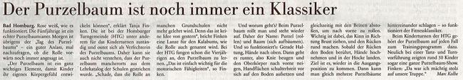 Anklicken zum Vergrößern. (Artikel aus der Taunuszeitung 01.06.2017)