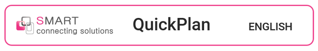 QuickPlan is the free planning tool for a rapid project overview with a yield forecast and your personal cost estimate.