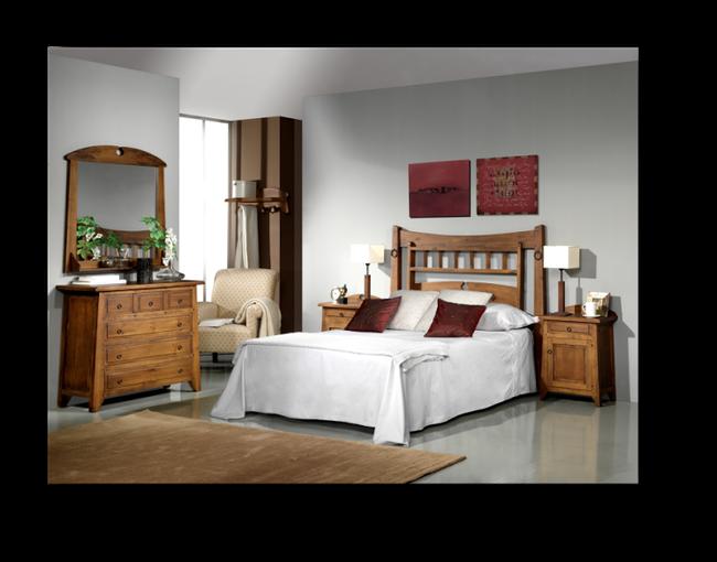 dormitorio de primera calidad