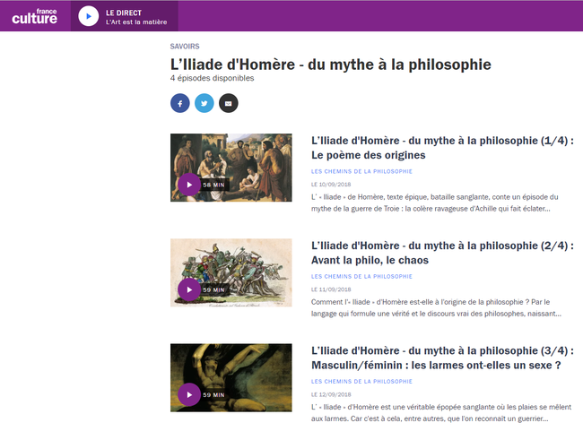 https://www.franceculture.fr/emissions/series/philosopher-avec-liliade-dhomere