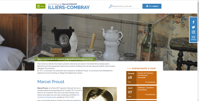 http://www.illiers-combray.com/marcel-proust.html