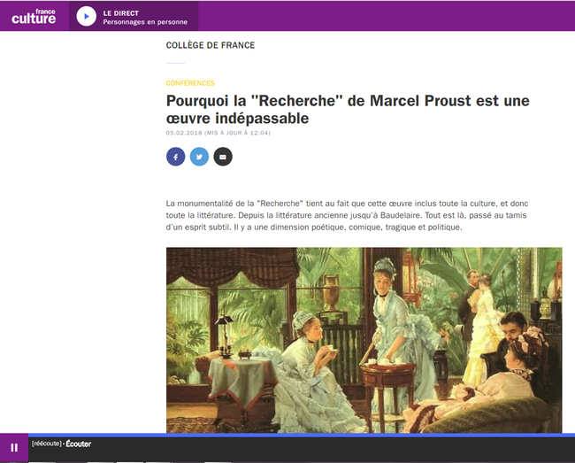 https://www.franceculture.fr/conferences/pourquoi-la-recherche-de-marcel-proust-est-une-oeuvre-indepassable