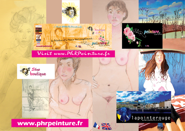Come to discover my Website my drawings & Paintings & Poems:  www.phrpeinture.fr   //  Venez découvrir mon SiteWeb mes dessins & Peintures & Poésies :  www.phrpeinture.fr