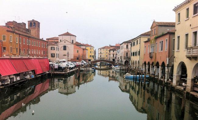 Chioggia, Vena Kanal