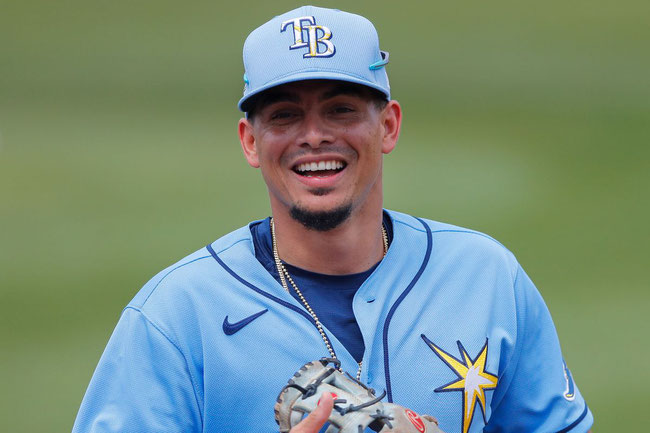 Willy Adames (Nathan Ray Seebeck-USA TODAY Sports)