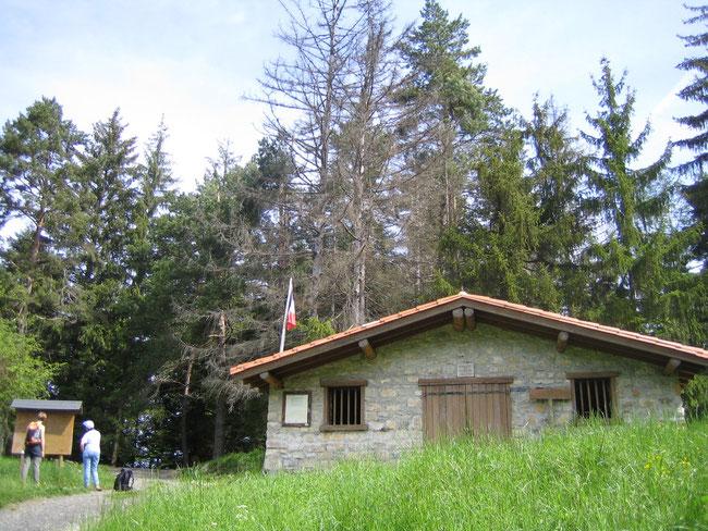 Maquis de Picaussel à Lescale - Randonnée Pyrénées Audoises