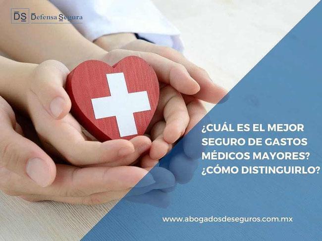 mejor seguro de gastos médicos mayores