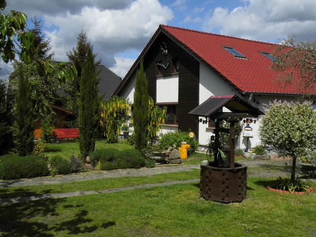 Fewo Storkow, Urlaub in Storkow Mark, preiswerte Nichtraucher Ferienwohnung Storkow