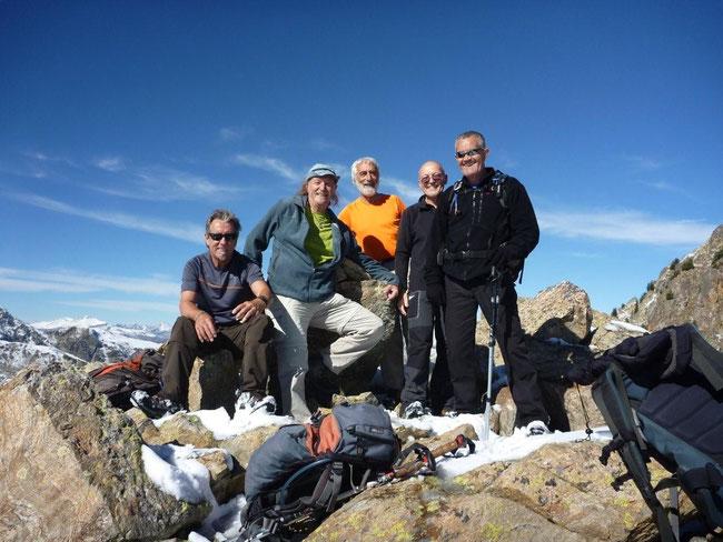 Cime de la Costette (2548 m)