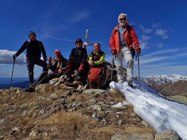 Cime de Montjoia (2366 m)