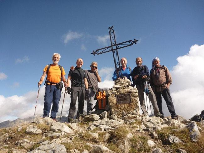 Cime de la Valette de Prals (2496 m)