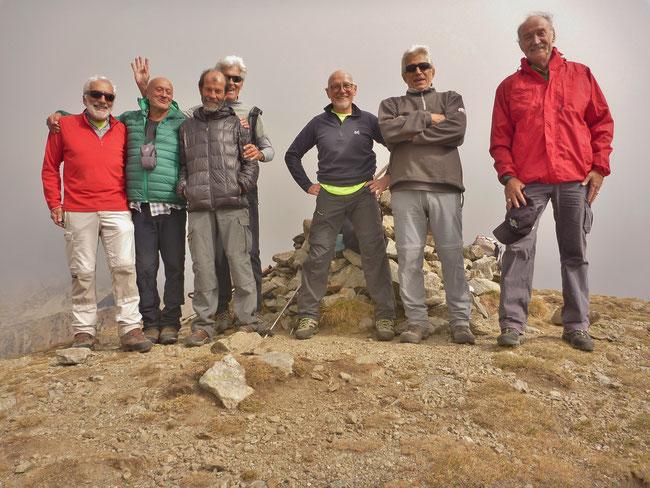 Mont Archas (2526 m)
