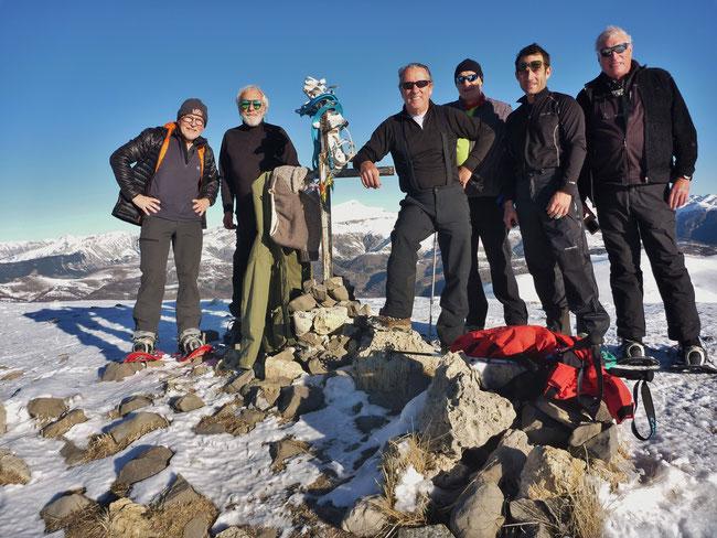 Sommet des Cluots (2106 m)