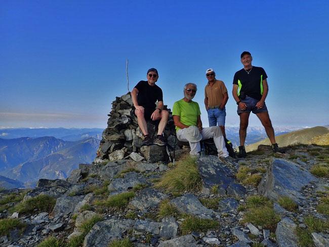 Mont Pétoumier (2604 m)