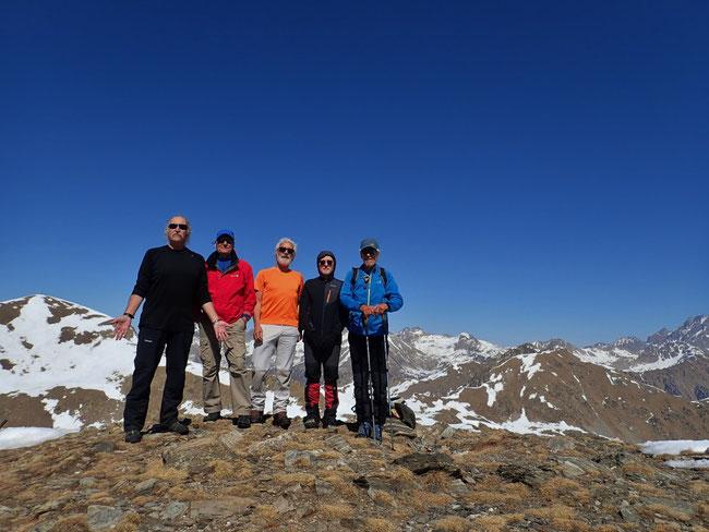 Mt Pétoumier (2604 m)