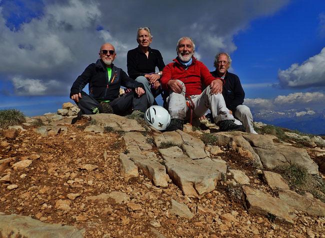 Sommet N. du Mt Aiguille. 2086 m
