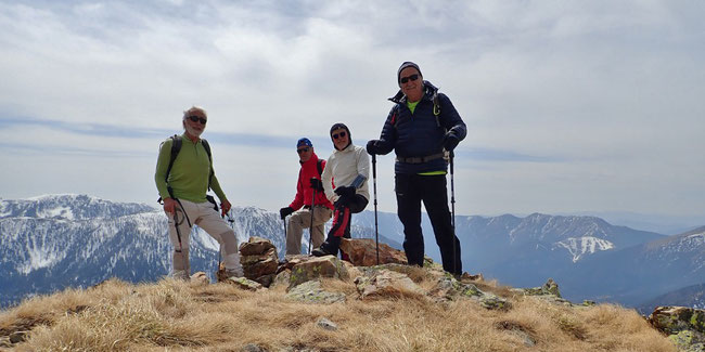 Mont Cavalet (2395 m)