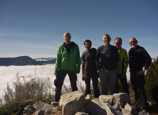 Mont Falourde (1306 m)