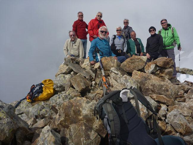 Tête du Barn (2529 m)