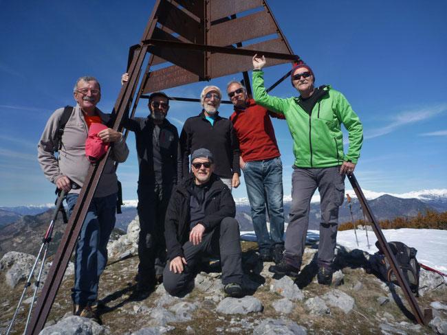 Mt Vial (1550 m)