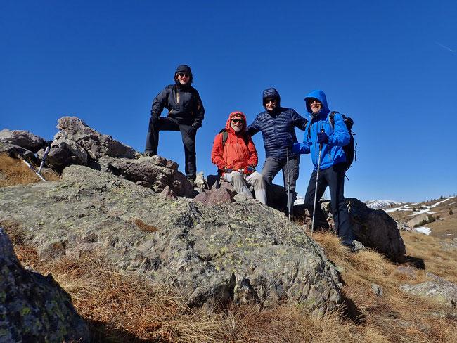 Collet de la Sagne (2114 m)