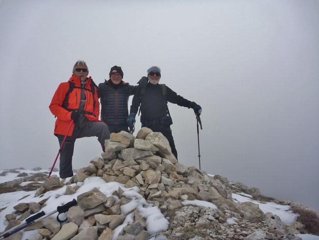 Colle de Rougiès (1335 m)