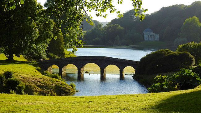Palladian Bridge - Stourhead, Wiltshire