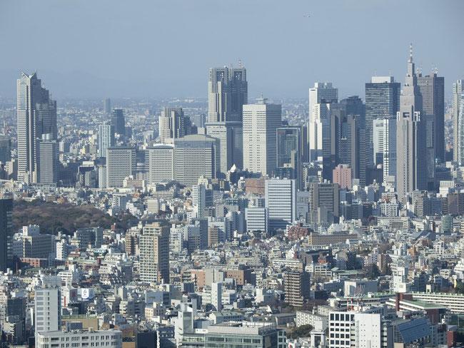新宿副都心 東京