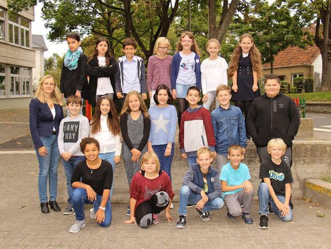 Klasse 4a | Frau Okel