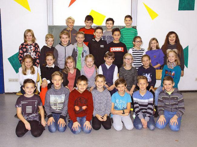 Klasse 4a | Frau Lappe | Quelle: Fischer-Foto