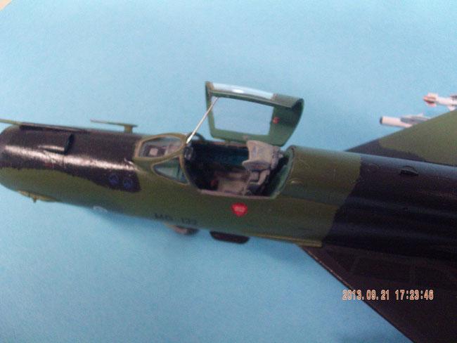 MiG 21 bis 2 Nils